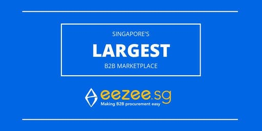 Eezee.sg Training Class for B2B E-Commerce