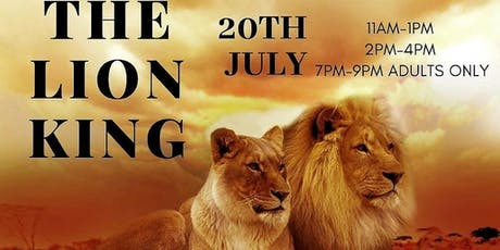 The Lion King presented by Cora Colors tickets