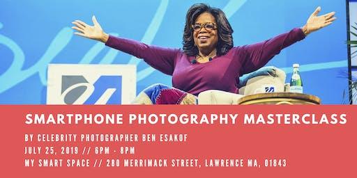Smartphone Photography Masterclass with Ben Esakof