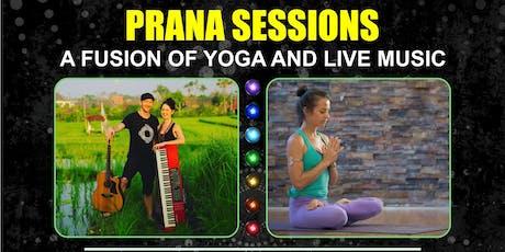 Prana Sessions tickets