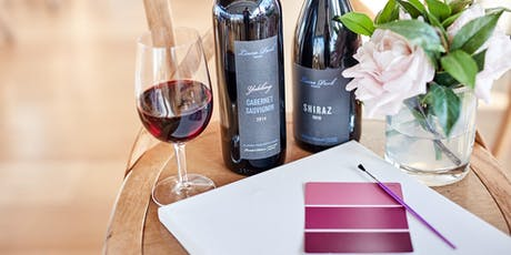 Paint and Sip at Leura Park Estate - 25 October 2019 tickets