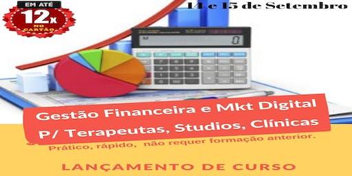 Gestão Financeira e Marketing Digital