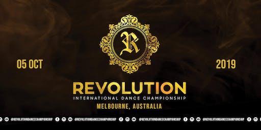 Revolution International Dance Championship 2019
