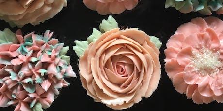Buttercream Flower Class tickets