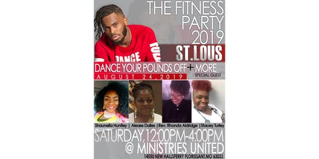 The Fitness Party 2019 tickets