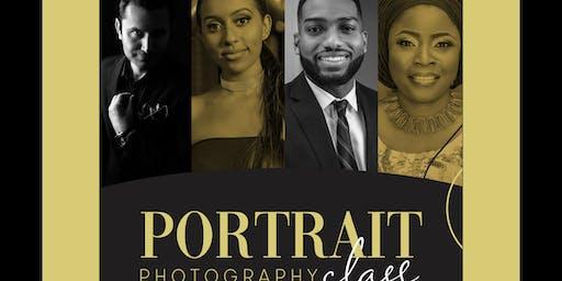 PROFESSIONAL PORTRAIT PHOTOGRAPHY WORKSHOP/EDITING TUTORIAL