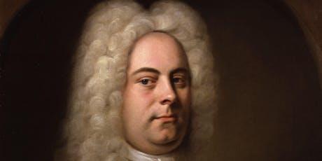 Handel, A Chamber Recital tickets