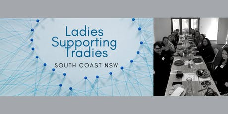 Ladies Supporting Tradies - South Coast NSW Lunch tickets