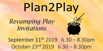 Plan2Play Revamping Play Invitations