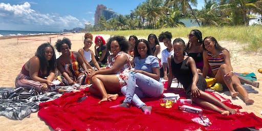 Beach, Blankets & Bibles