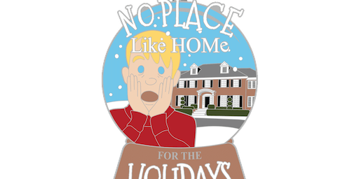2019 Home for the Holidays 1M, 5K, 10K, 13.1, 26.2 - Oklahoma City