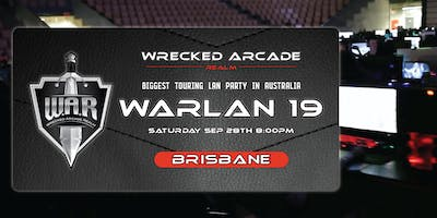 Wrecked Arcade's Warlan 2019