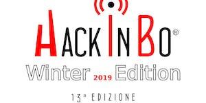 """HackInBo - Sicurezza all'ombra delle Torri"" Winter..."