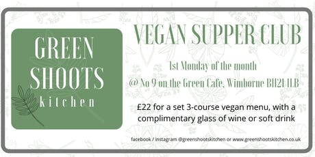 Vegan / Meat-free Supper Club tickets