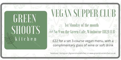 Vegan / Meat-free Supper Club