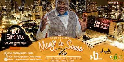 KizombAngola- Mago de Sousa Concert Party