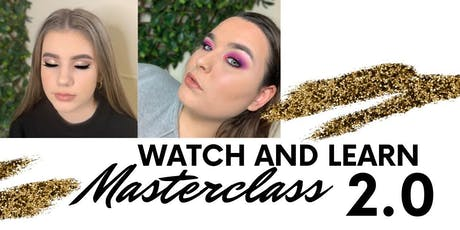 Makeup Masterclass 2.0 tickets