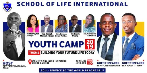SOLI Youth Camp'19
