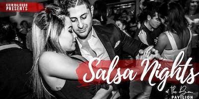 Salsa Nights at The Bon Pavilion