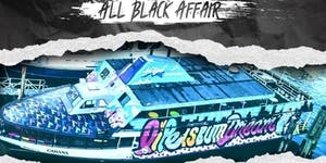 ALL BLACK YACHT HIPHOP VS AFRO BEAT /w DJ HOTROD