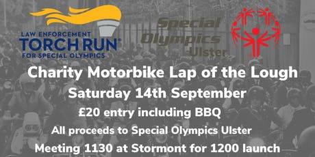 LETR Charity Motorbike Ride for Special Olympics Ulster tickets