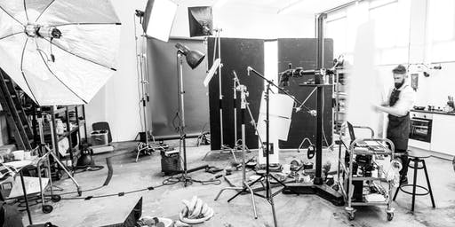 Testing the new studio
