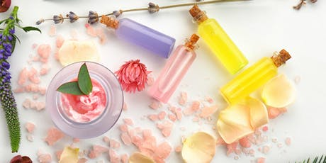 Design Your Own Perfume and Body Cream with Natural Ingredients tickets