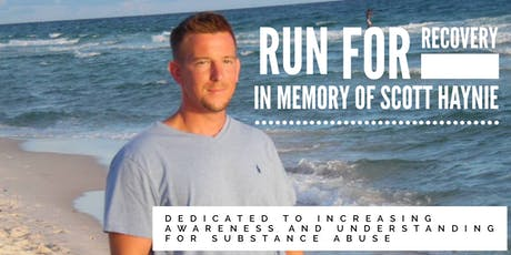Race for Recovery: In memory of Scott Haynie tickets