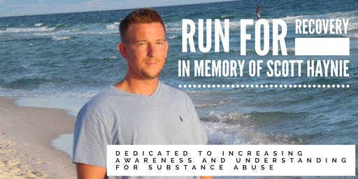 Run for Recovery: In memory of Scott Haynie