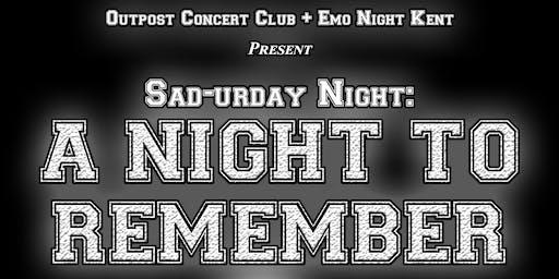 Emo Night Kent: A Night To Remember