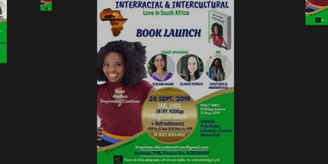 Interracial and intercultural love in South Africa book launch!  tickets