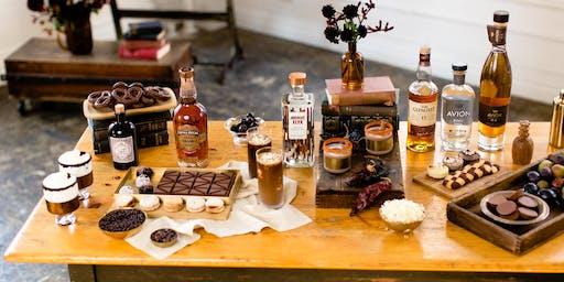 Chivas/Jameson/Les Nouveaux Distillers Workshop