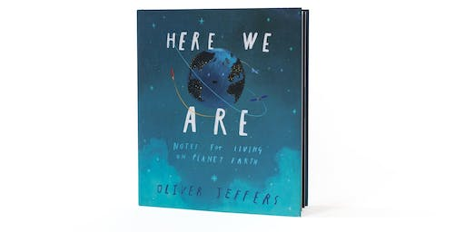 """""""Here we are - notes for living on Planet Earth"""""""