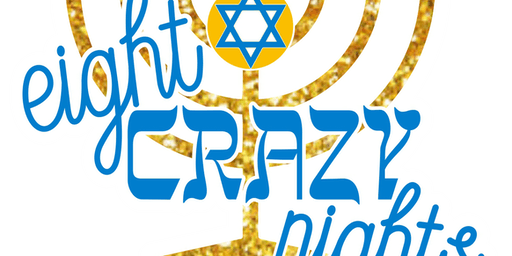 2019 Happy Hanukkah 8K – Eight Crazy Nights - New Orleans