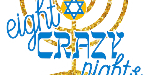 2019 Happy Hanukkah 8K – Eight Crazy Nights - Grand Rapids
