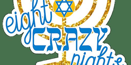 2019 Happy Hanukkah 8K – Eight Crazy Nights - Grand Rapids