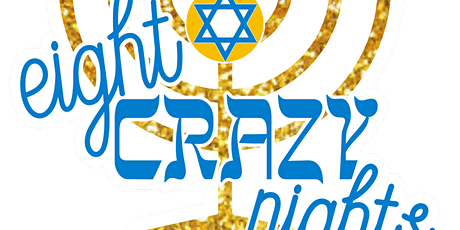 2019 Happy Hanukkah 8K – Eight Crazy Nights - Charleston tickets