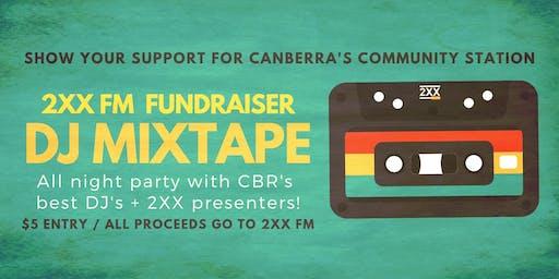 DJ MIXTAPE - 2XX FM Community Radio Fundraiser
