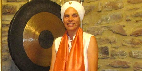 """You are the Love in my Heart"" Sada Sat Kaur -  Live Mantra Kirtan Concert Tickets"