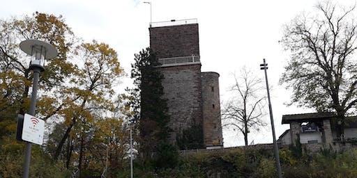 Single-Wanderung vom Turmberg nach Grötzingen (40+)