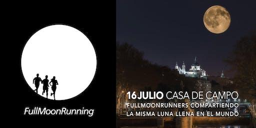 Global FullMoonRunning Casa de Campo - Madrid