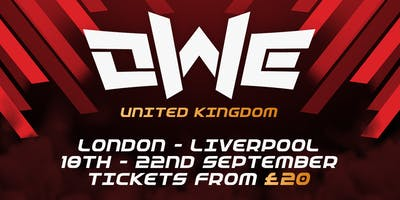 OWE United Kingdom - Liverpool Day 1