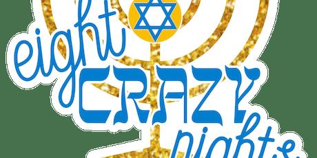 2019 Happy Hanukkah 8K – Eight Crazy Nights - Little Rock tickets