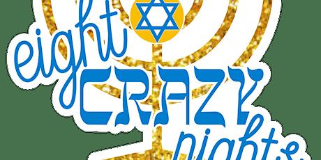 2019 Happy Hanukkah 8K – Eight Crazy Nights - San Jose tickets
