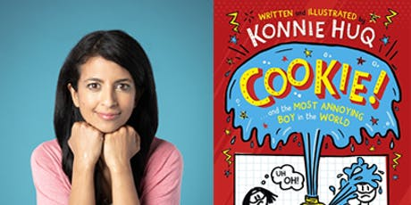 A MORNING WITH KONNIE HUQ tickets