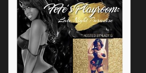Fefe's Playroom: Late Night Paradise