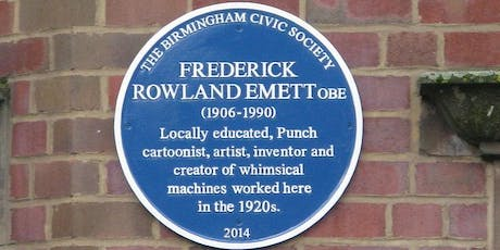 'Blue plaques of the Jewellery Quarter' tour tickets