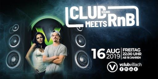 ClubSound meets RnB