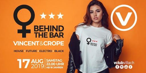Girls Behind the Bar with DJ Crope & DJ Johnny Vincent