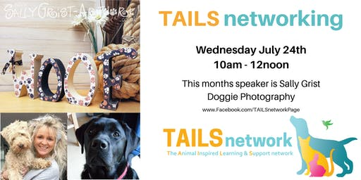 TAILS networking 24th July - Doggie Photography